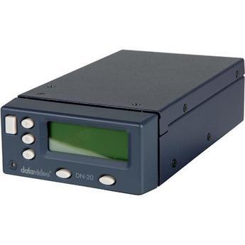 Datavideo DN-20 - Gravador Compacto MediaPac DV/HDV