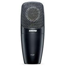 Microfone Shure PG27-LC