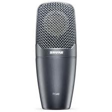 Microfone Shure PG42-LC