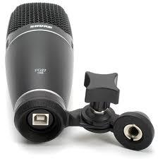 Microfone Shure PG27USB