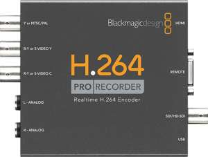 Gravador H264Pro