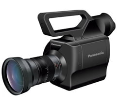 Camera Panasonic AG-AF100