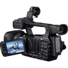 Camcorder Canon XF100 HD Profissional
