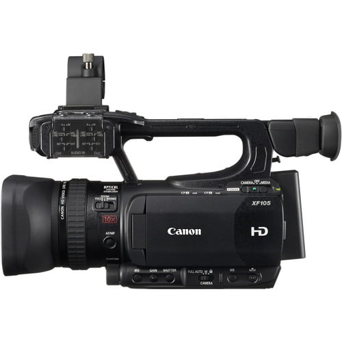 Camcorder Profissional Canon HD XF105
