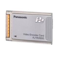 Cartão Codificador de Arquivo Panasonic P2 Proxy AJ-YAX800G