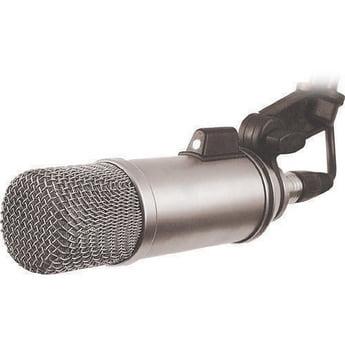 Microfone  Rode Broadcaster  Condensador