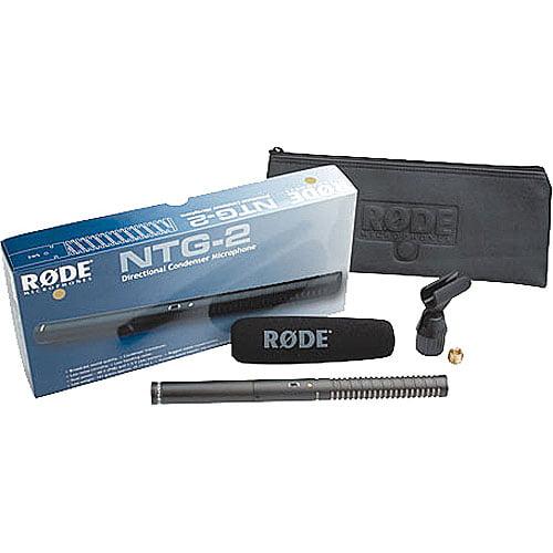 Microfone Rode NTG-2 Shotgun