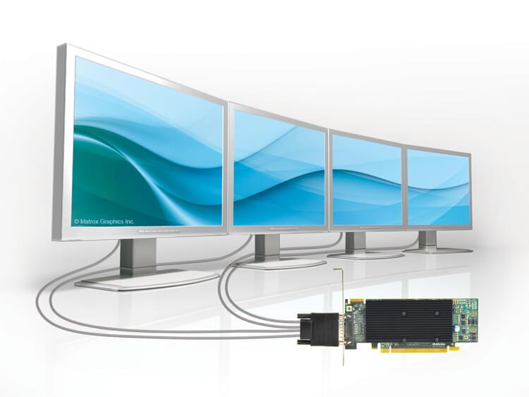 MATROX P690 LP PCIE X1 DRIVERS WINDOWS XP