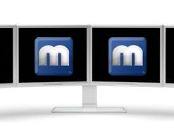 Placa Matrox M9148 PCIe x16