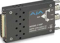AJA C10SP Transcodificador Serial para Paralelo