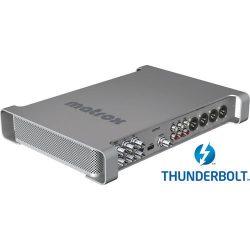 Matrox MXO2 LE c/ MAX (Thunderbolt)