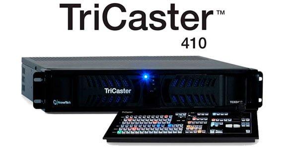 Switcher de vídeo para televisão