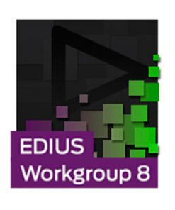 EDIUS WORKGROUP 8
