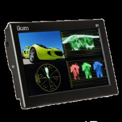 Waveform Ikan D7w 3G-SDI com Painel IPS e Monitor LCD