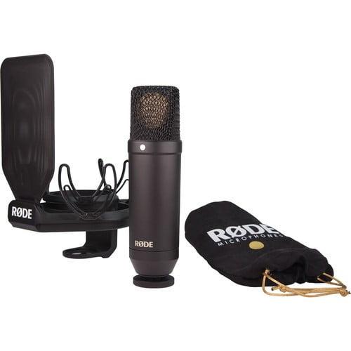Kit de Microfone Rode NT1