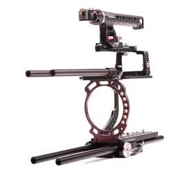 Rig para Câmera F3 da Sony Ikan ES-T04