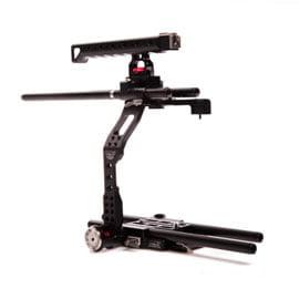 Suporte para Câmeras C300/C500 da Canon Ikan ES-T06