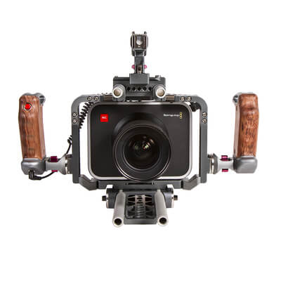 Suporte para Cinema Camera da Blackmagic Ikan ES-T07 (Tilta)