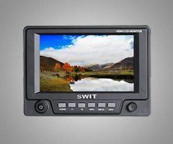 Monitor LCD Swit S-1051H 3G, SDI & HDMI (5'')
