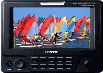 Monitor LCD Swit
