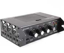 Mixer de Campo Portátil Azden FMX-32A (3 Canais)