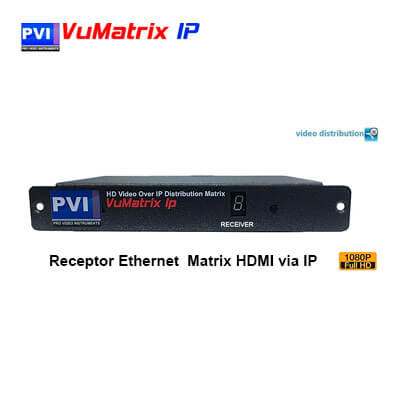 Receptor-VuMatrix-VIA-IP