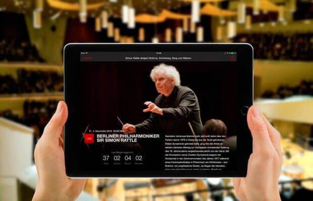 Panasonic e Filarmônica de Berlim colaborarão para desenvolvimento da tecnologia audiovisual