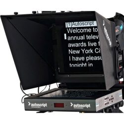 TELEMPROMPTER LED