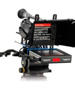 Autoscript-8-High-Brightness-LED-On-Camera-Teleprompter