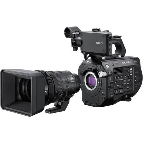 Sony-PXW-FS7M2-4K