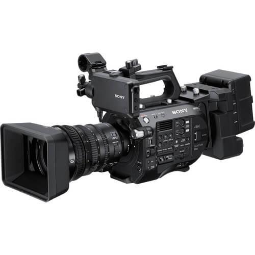 Sony-PXW-FS7M2-4Kb