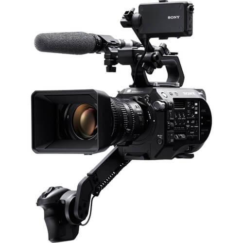 Sony-PXW-FS7M2-4Kd