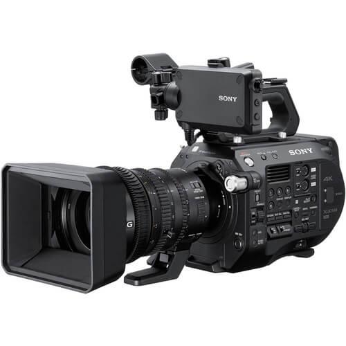 Sony-PXW-FS7M2-4Ke