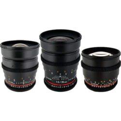 Jogo-de-lentes-Rokinon-T1.5-EF-Mount