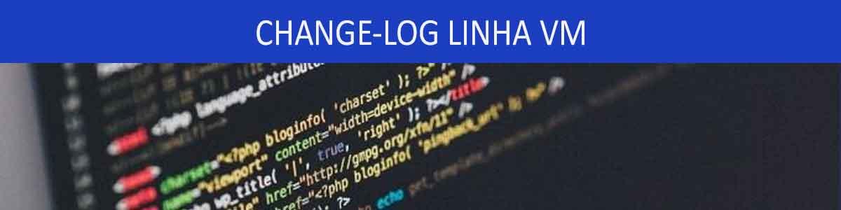 ChangeLog Linha de sistemas Videomart